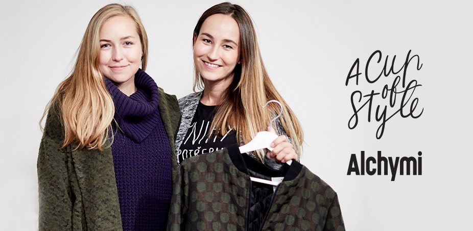 Blogerky volí trendy podzimu a zimy: Olivová barva
