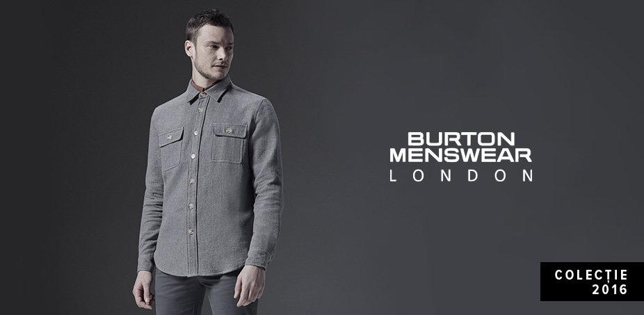 Burton Menswear London: Toamna unui Gentleman
