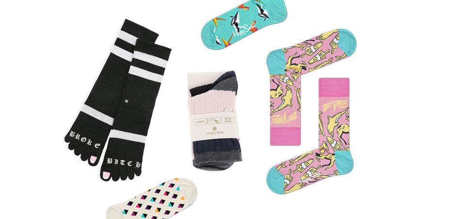 Ponožky, či punčochy? To je, oč tu běží.