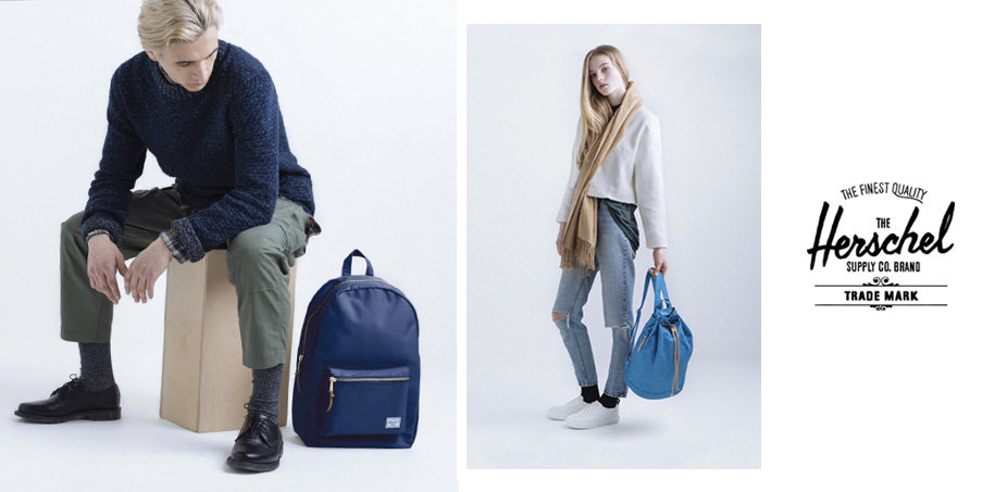 Herschel: Delicatese retro canadiene