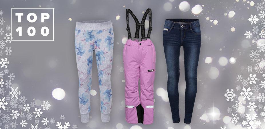 Top 100 pantaloni pentru copii