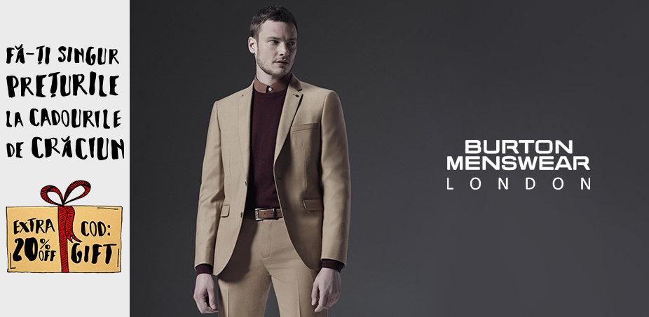 Burton Menswear London: Un look cool?