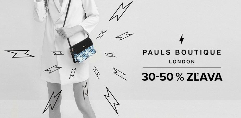 Kabelky Paul's Boutique s až 50 % zľavou