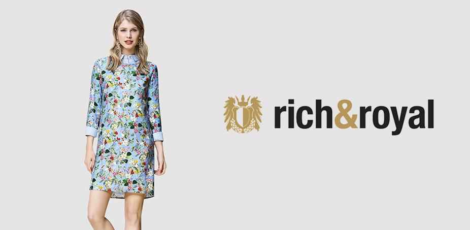Rich & Royal: Královská móda