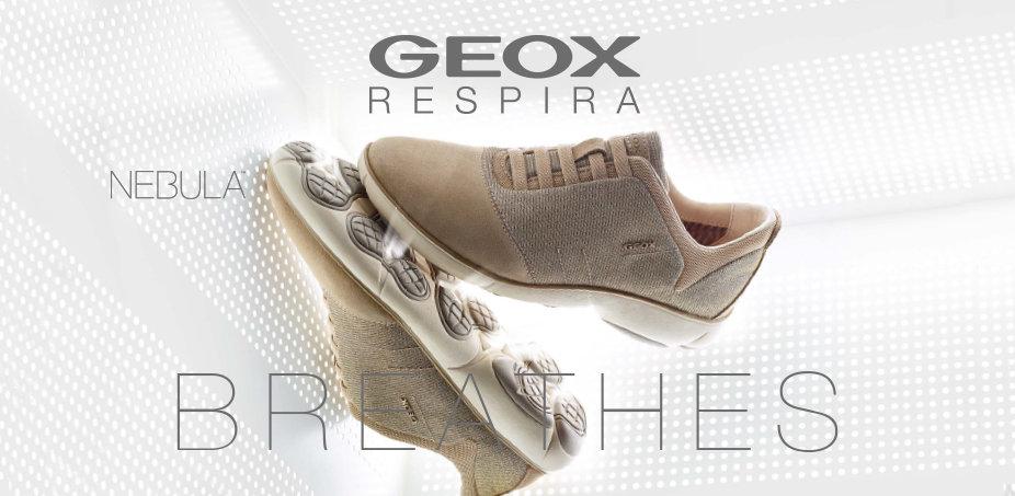 Geox: Dýchají za vás ♂