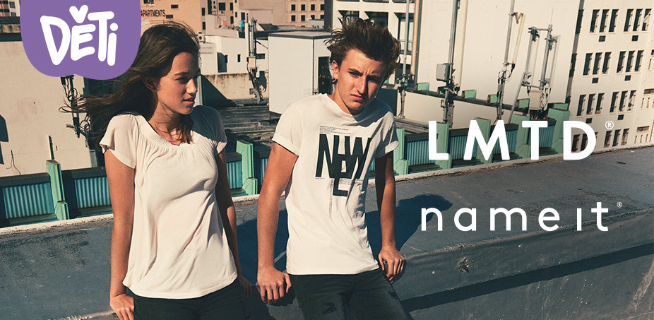name it + LIMITED by name it: Malí, ale styloví
