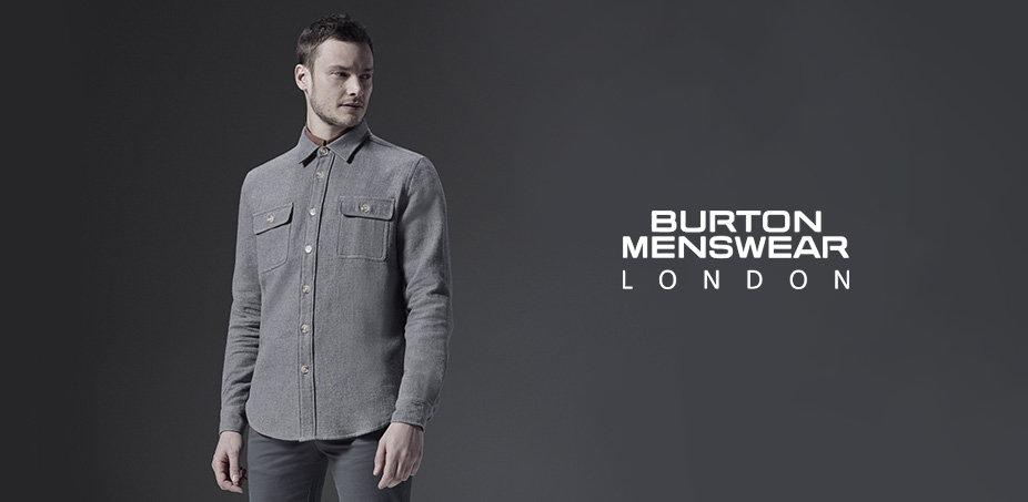 Burton Menswear London: Klasika i trendy