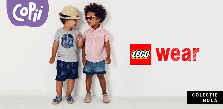 LEGO Wear: Star Wars, Ninjago și prietenii lor