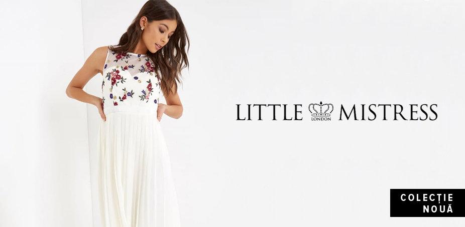 Little Mistress: Rochii pentru ocazii speciale