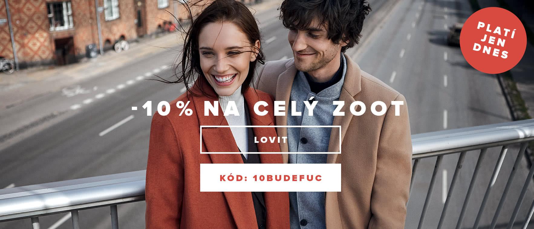 Výprodej zboží na Zoot.cz