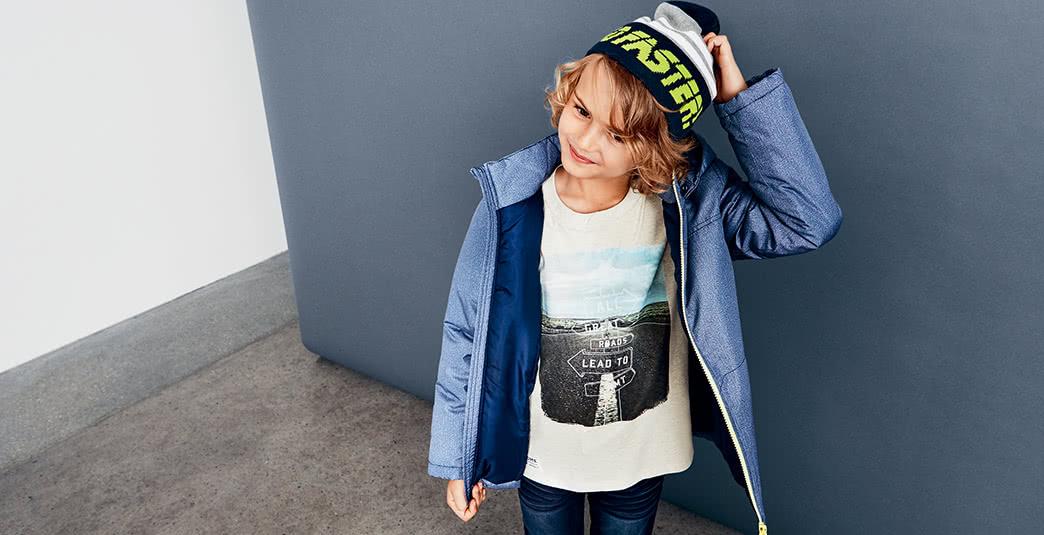 Chlapčenská móda na ZOOTe