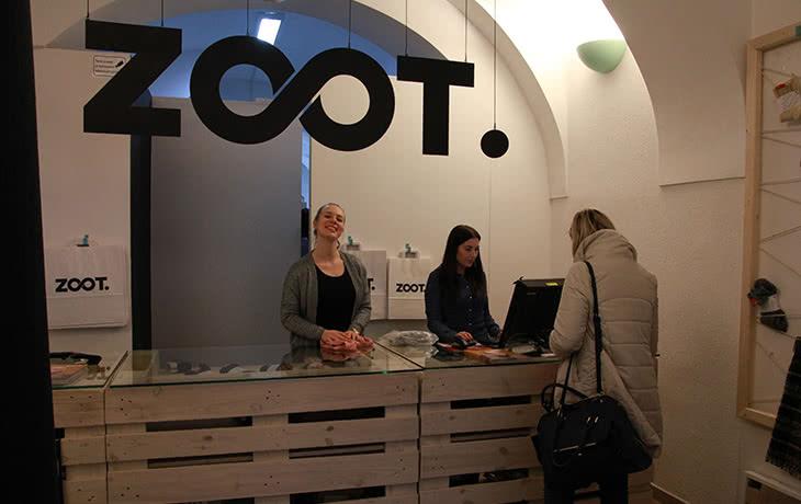 Výdejna radosti ZOOT - Plzeň