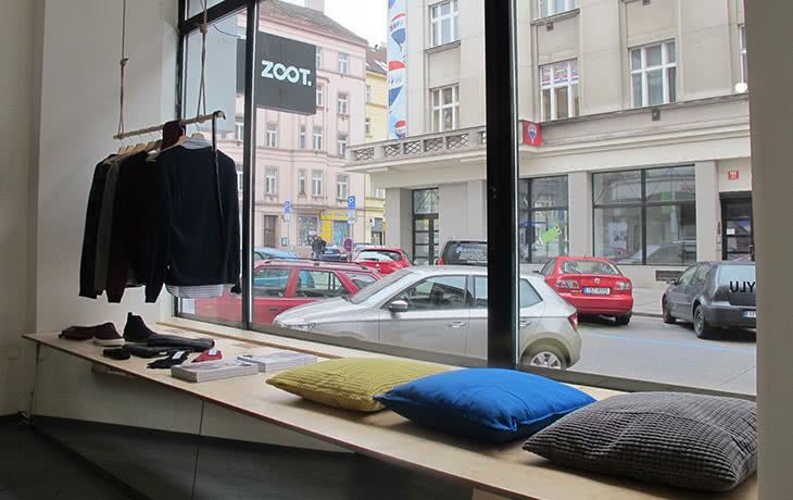 Výdejna radosti ZOOT - Praha, Dejvická