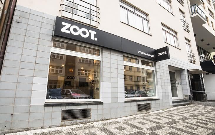 Výdejna radosti ZOOT - Praha, Flora