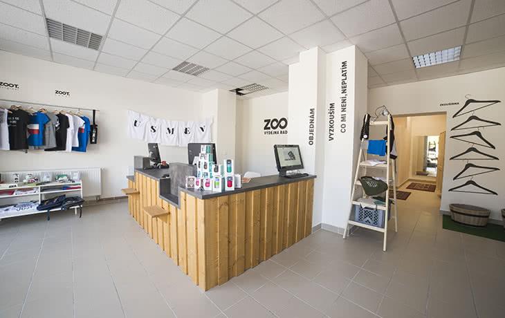Výdejna radosti ZOOT - Hradec Králové