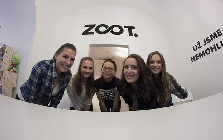 Výdejna radosti ZOOT - Praha, Náměstí Republiky