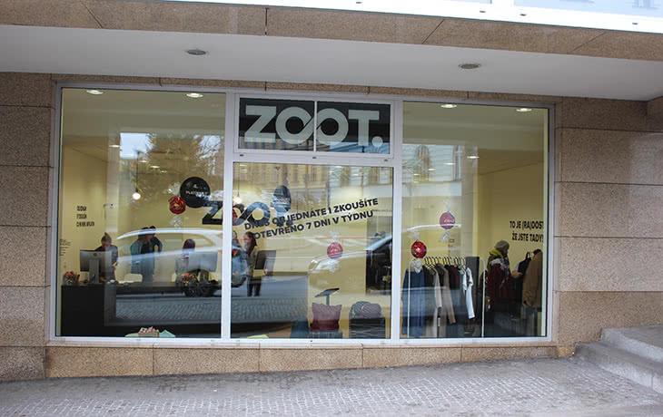 Výdejna radosti ZOOT - Praha, Vysočanská