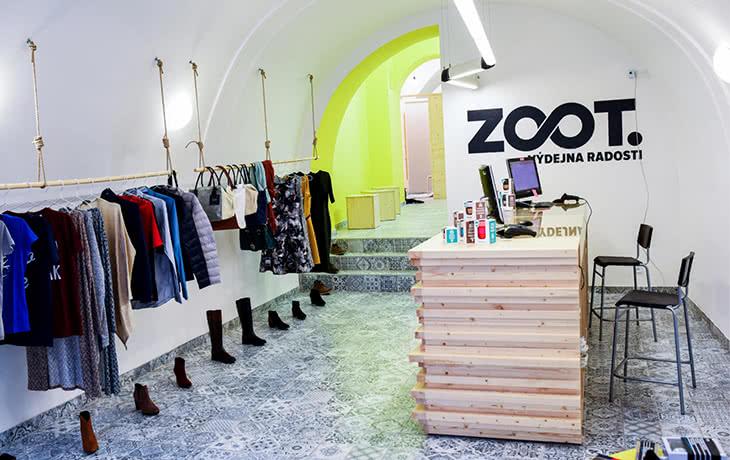 Výdejna radosti ZOOT - Olomouc