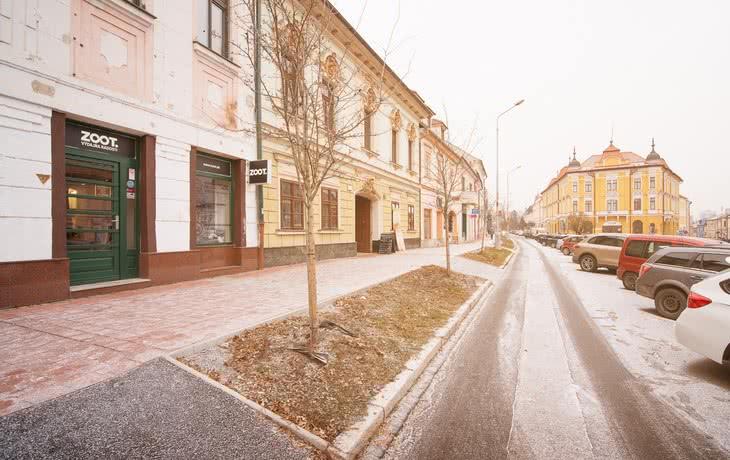 Výdajňa radosti ZOOT - Banská Bystrica