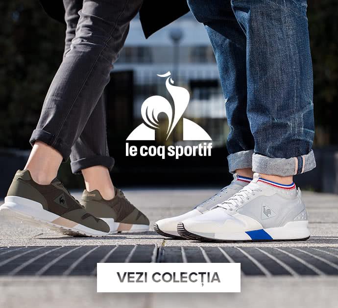 Le Coq Sportif: Sport cu un strop de chic galic