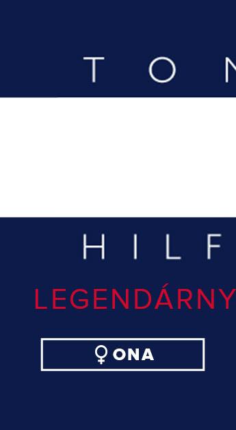 Tommy Hilfiger: Legendárny Newyorčan pre ŇU