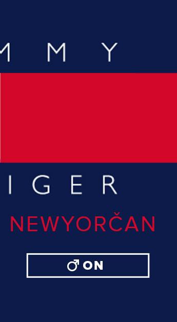 Tommy Hilfiger: Legendárny Newyorčan pre NEHO