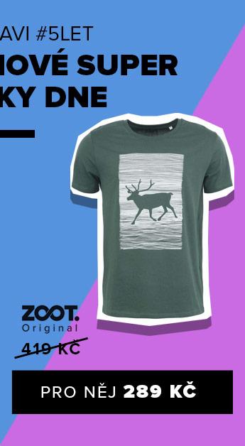 Narozeniny_ZOOT Originál tričko
