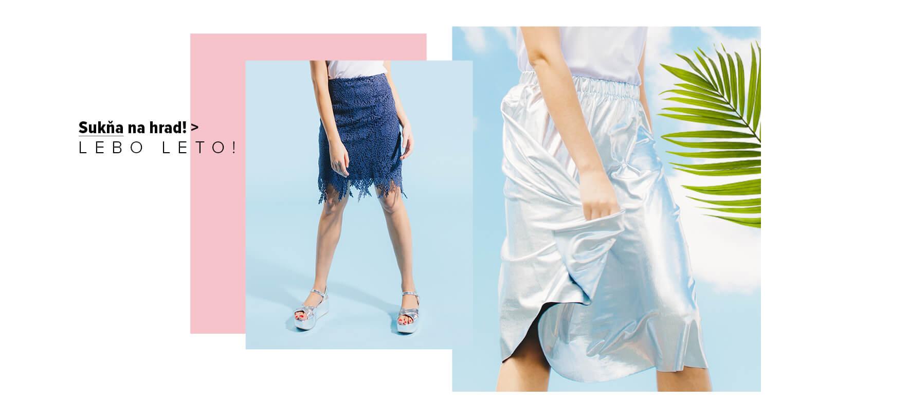 Letné sukne