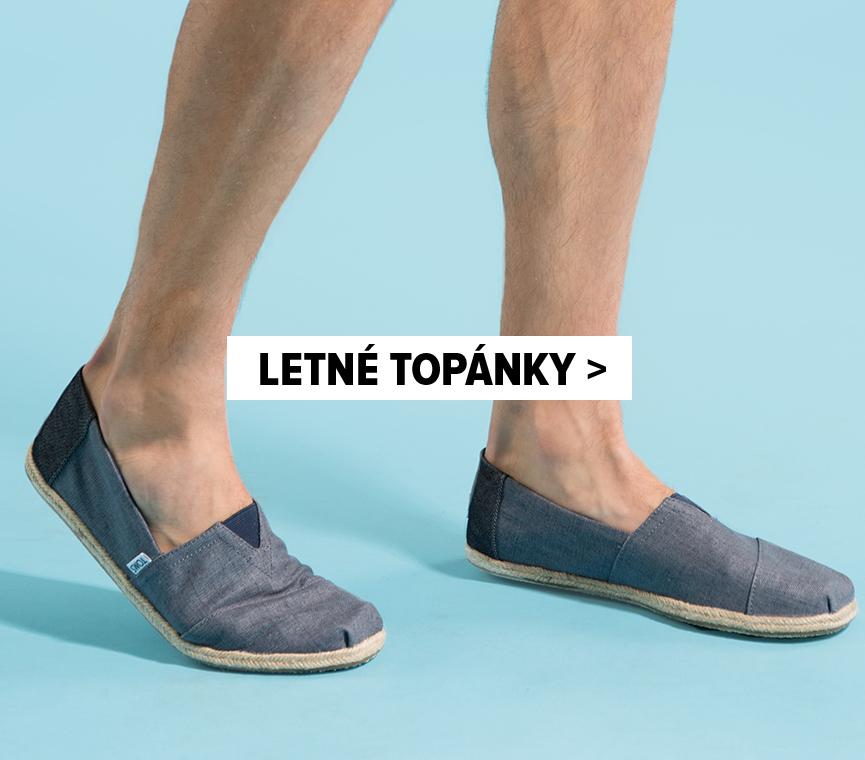 Letná obuv