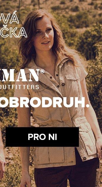 Bushman: Moderní dobrodružka