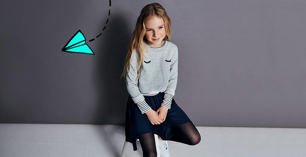Dievčenská móda na ZOOTe