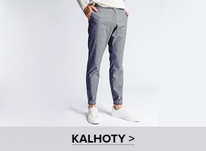 Kalhoty ♂