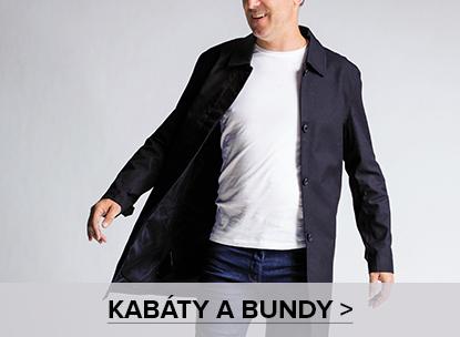 Kabáty a bundy ♂