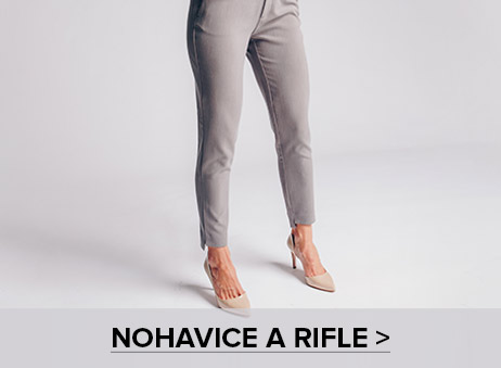 Nohavice a rifle ♀