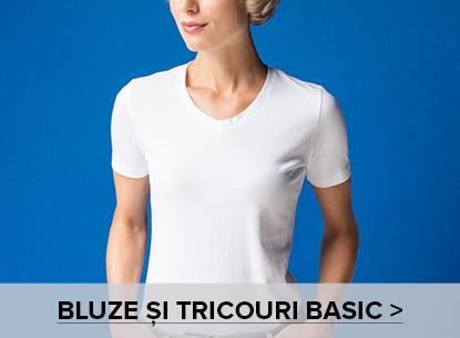 Bluze si tricouri basic