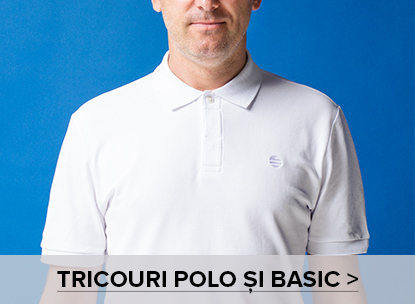 Tricouri polo si basic