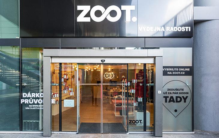 Výdejna radosti ZOOT - Praha, Budějovická