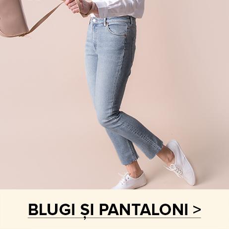 BLUGI SI PANTALONI >