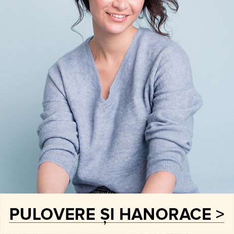 PULOVERE SI HANORACE >