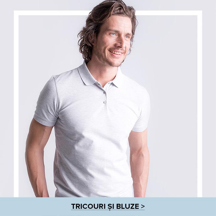 TRICOURI SI BLUZE >