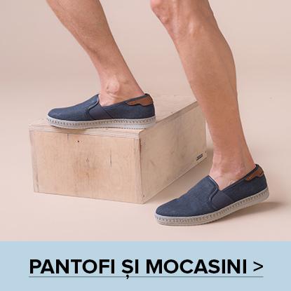 PANTOFI SI MOCASINI >
