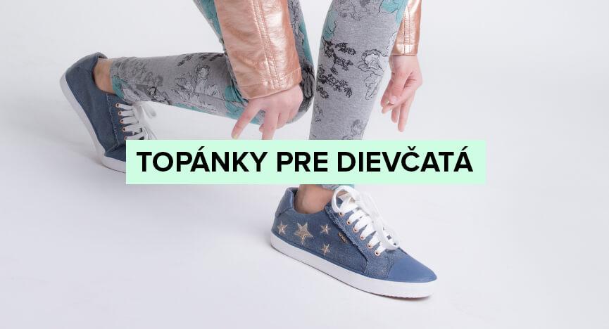 topánky pre dievčatá