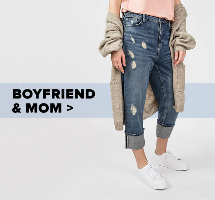 blugi boyfriend si mom