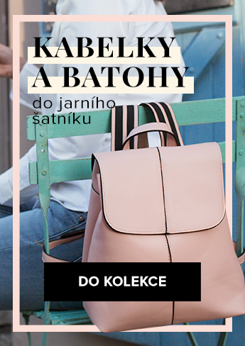 Kabelky a batohy