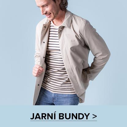 JARNÍ BUNDY >