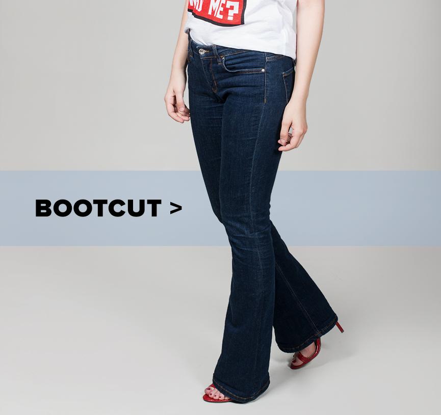 blugi bootcut