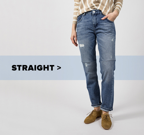 blugi straight