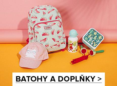 BATOHY A DOPLŇKY >