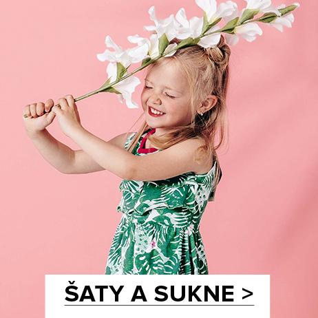Detské šaty a sukne