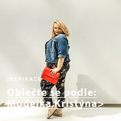 Outfitová inspirace: Plus size